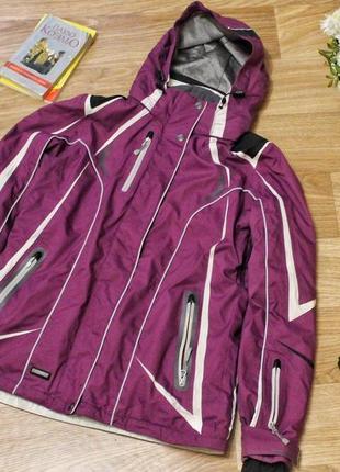Женская зимняя лыжная куртка iguana