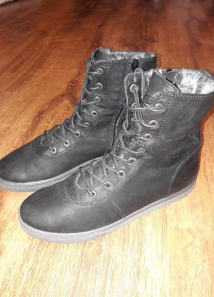 Классные зимние ботинки vagobond