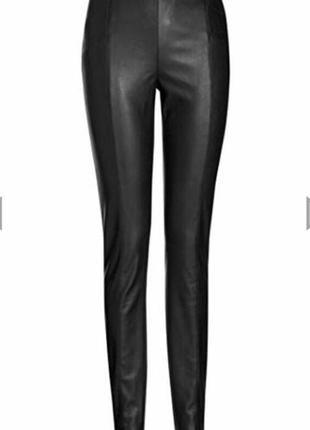 Кожаные лосины/кожаные штаны/легинсы кожзам