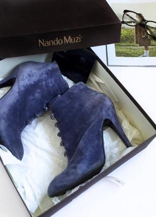 Оригінальні італійські ботільйони nando muzi)