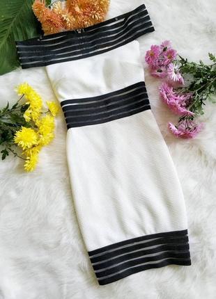 Стильне плаття з чашками sarah la