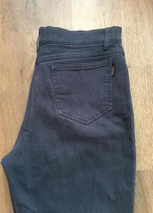 Винтажные джинсы fendi,оригинал