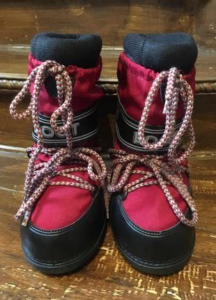 Луноходы, сапоги, ботинки размер 32-34 оригинал