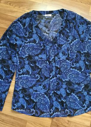 Блуза пог 48/ длинный рукав