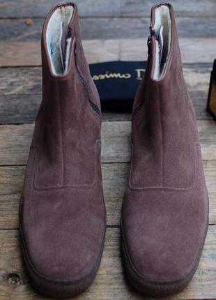 Шикарние ботинки сапоги на зиму от bally(polar)