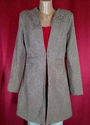 Пиджак гобеленовый