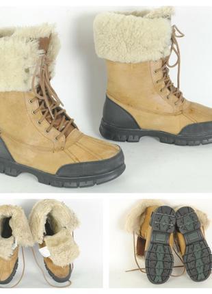 12/28 ботинки унисекс ralph lauren размер 37