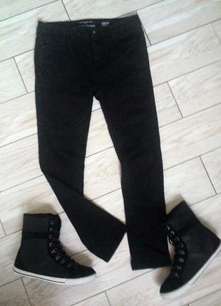 Черные джинсы river island30/30