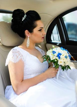 Свадебное платье, не венчаное!!!