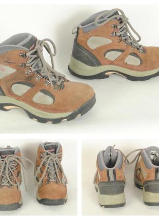 12/27 ботинки унисекс hi-tec размер 34