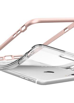 Чехол spigen neo hybrid crystal iphone 7 8 и plus оригинал новый в упаковке2 фото