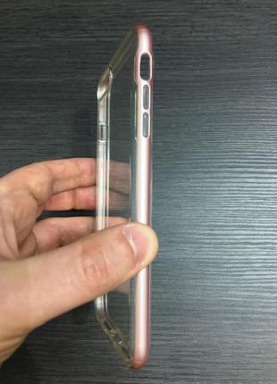 Чехол spigen neo hybrid crystal iphone 7 8 и plus оригинал новый в упаковке3 фото