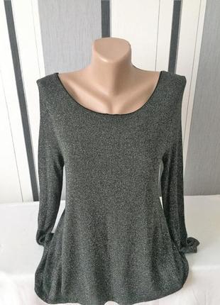 Нарядная блузка с хвостом.италия
