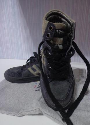 Ботинки hogan оригинал