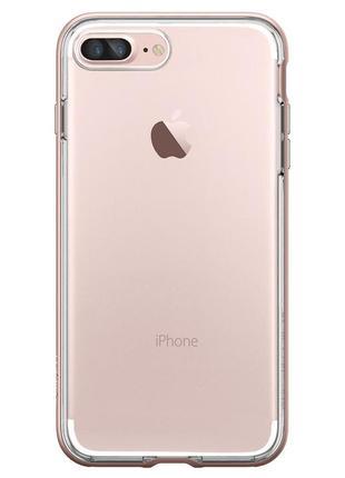 Чехол spigen neo hybrid crystal iphone 7 8 и plus оригинал новый в упаковке5 фото