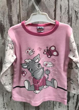 Пижамка с осликом