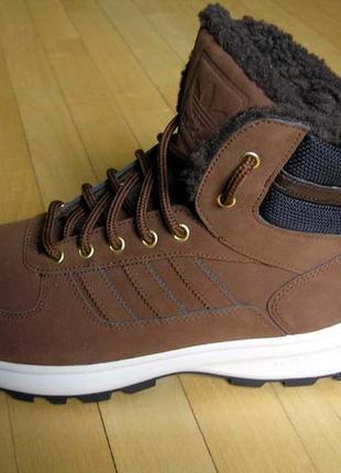 e64baf88 Мужские фирменные зимние высокие кроссовки adidas Adidas, цена ...