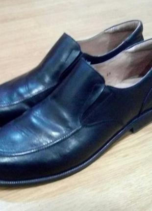 Подростковые туфли braska