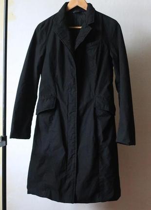 Пальто пуховик на синтепоне zara