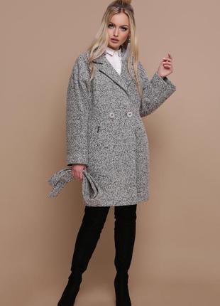 Шикарное женское демисезонное пальто размеры:38,40,42-44