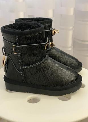 Угги ботинки сапоги натуральные