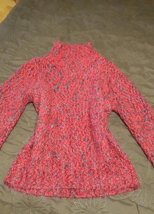 Мягкий и теплый свитер от tu