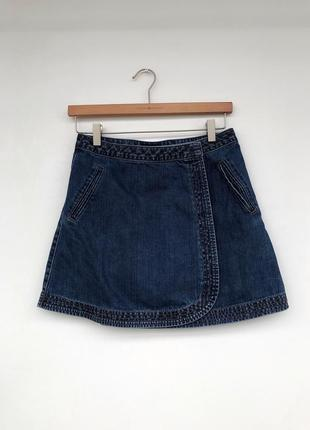 Юбка джинсовая denim
