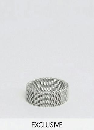 Эксклюзив мягкое кольцо asos