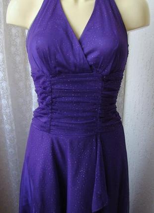 Платье бальное выпускное zeropoint р.42 №6699а