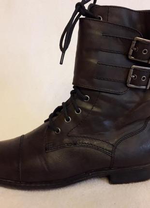 Демисезонные ботинки фирмы graceland ( германия) р. 41 стелька 26,5см