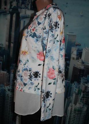 Блуза кофточка обманка
