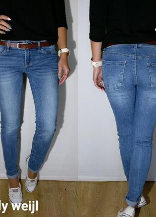 Стильные джинсики telly weijl