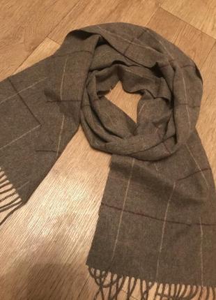 Кашемировый шарф, шарфик