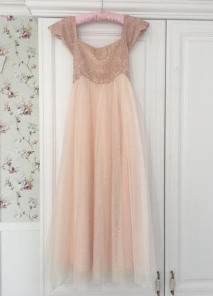 Нарядное платье 👗 monsoon
