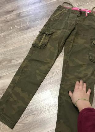 Крутые военные штанишки