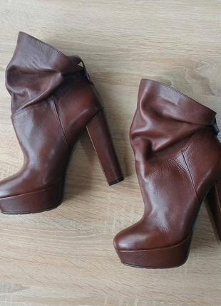 Ботинки san marina 38р