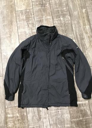 Ветровка куртка зимняя columbia