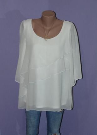 Нежная блузочка 16 размера