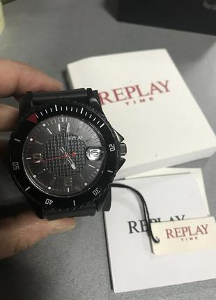 Часы наручные мужские фирменные replay оригинал