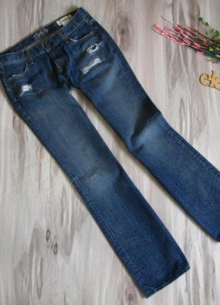 Трендовые джинсы клеш размер eur 38