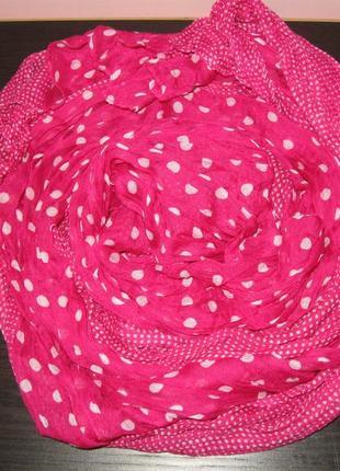 Sale! sale! sale! шикарный яркий шарф/палантин в оригинальный принт