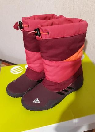 Термо сапоги/ ботинки adidas libria 23- 23.5