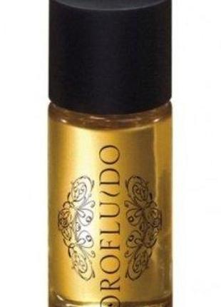 Эликсир красоты orofluido (масло для волос) 5мл