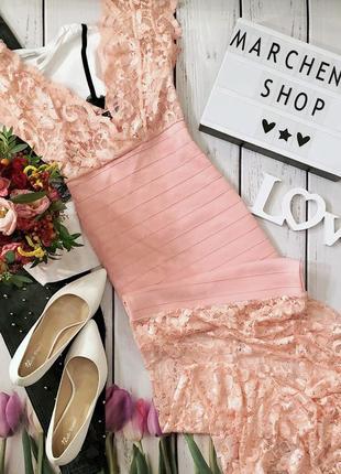 Вечернее платье -макси