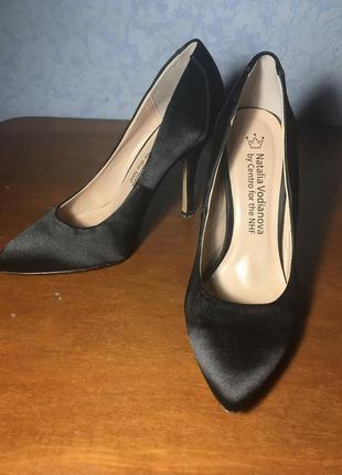 Лодочки туфли