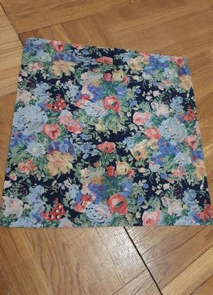 Маленькие винтажные наволочки на замочке 39×39см