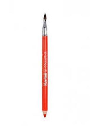Карандаш для губ collistar professional lip pencil 19 arancio matelasse тестер