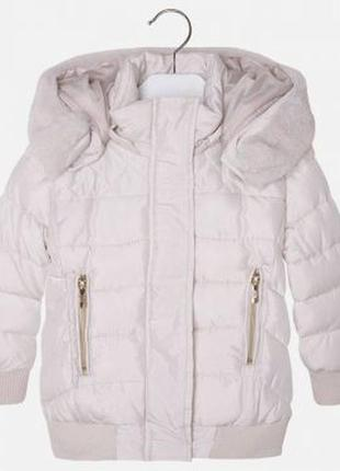 Новая демисезонная куртка для девочки, mayoral, 4485