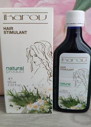 Стимулянт-масло для волос ikarov