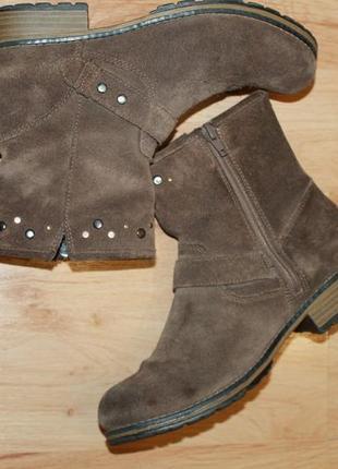 Ботинки clarks, размер 36.